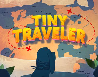 Tiny Traveler Educational Game