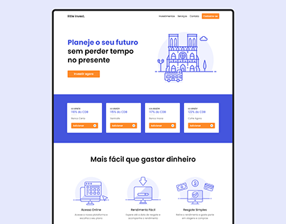 Projetos Origamid - UI Design