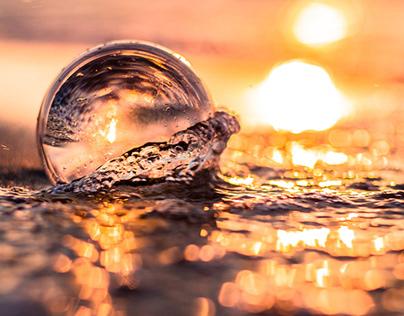Sphere Sunligth