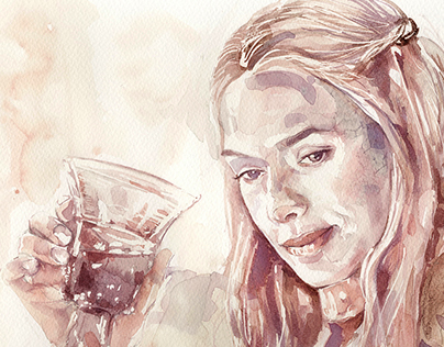 Cheers to Cersei!