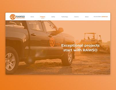 RAWSO Website