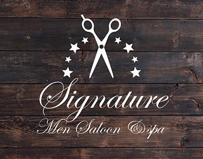 Signature Men saloon Dm & SMM