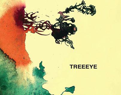 CD Cover Art for Treeeye