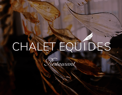 Design project for Chalet Equides Restaurant