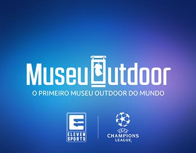 Eleven Sports | O 1º Museu Outdoor do mundo