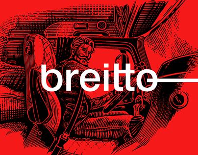 Breitto branding