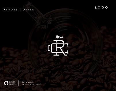 Repose Coffee   Logo