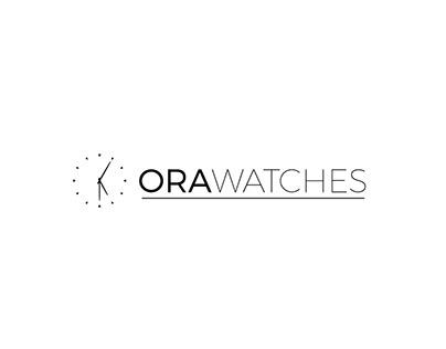 Logotipo - ORA Watches