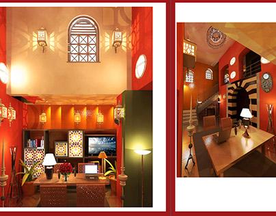 Hassan Fathy Villa Interior Design