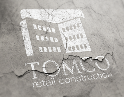 TOMCO Retail Construction Branding