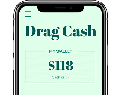 Adobe XD Daily Challenge - Send Cash