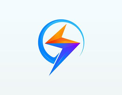 Electronic Logo Branding