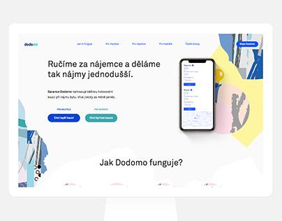 Case Study: Dodomo.cz