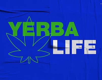 YerbaLife - Cannabis Branding