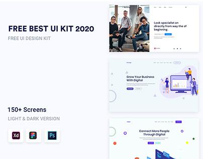 Free Best UI Kit 2020
