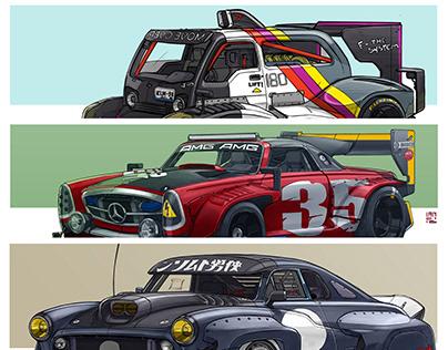 MISFIT RACERS
