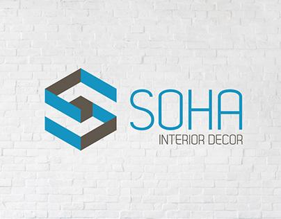 Logo   SOHA Interior Decor