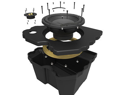 Subwoofers for Bavarian Soundworks