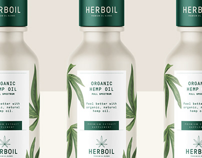 Herboil CBD Hemp Oil
