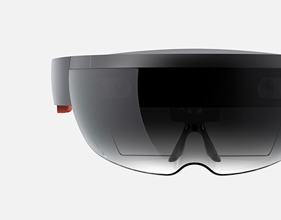 HoloLens Designed by Microsoft Device Design Team