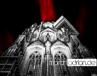 B&W+Red - Architectural Photography / 2015