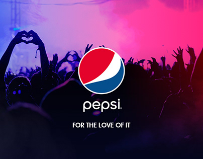 "Pepsi Music #1 ""for the love of it"""
