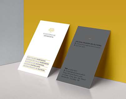 Logo & Business Card - Law Firm
