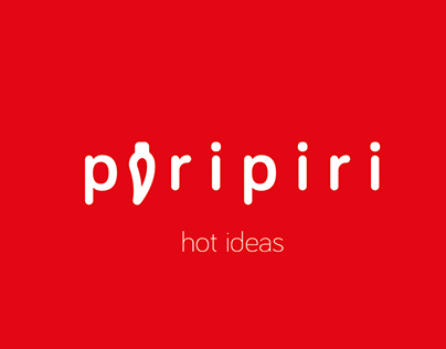 PiriPiri creative agency Logo and ID