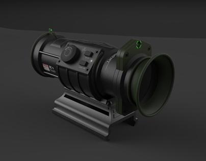 Med. Range Optic