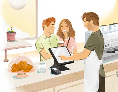 Tekspace illustrations tekspace.com.au