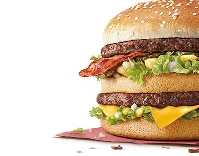 McDONALD'S - Grand Big Mac Bacon