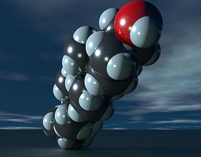Molecular rendering