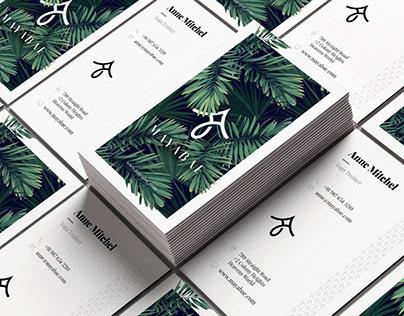 MayaBae - Branding Presentation