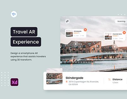 Travel AR Experience