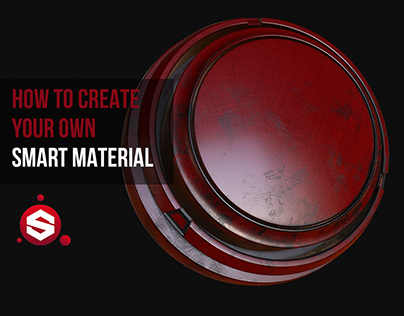 Create Smart Material in Substance Painter