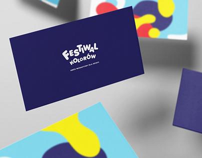 Festiwal kolorów-zajęcia dla dzieci