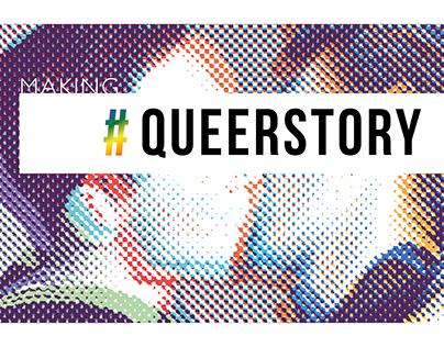Making History - LGBTQ+ Literature Festival.