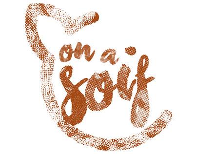 Logo Design | On a soif