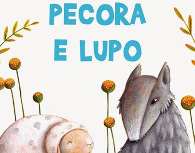 Pecora e lupo - Edizioni Buk Buk