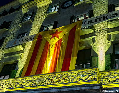 Catalonia protests detention independence