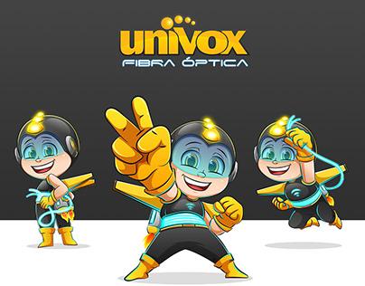 Mascote - UNIVOX