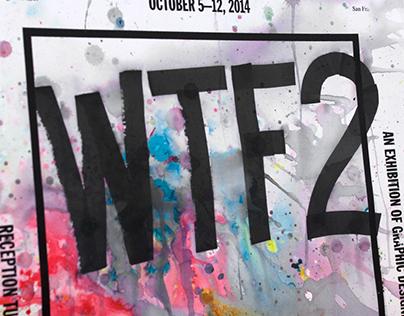 WTF2 Exhibition & Materials