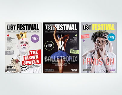 The List Weekly Festival Issues