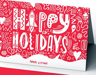 Holiday Card - Liftoff