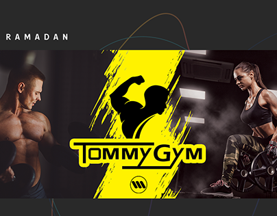 Tommy Gym Banner