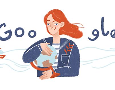 Jeanne Baret_google_doodle
