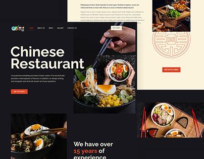 Restaurant Website Design by Elementor pro