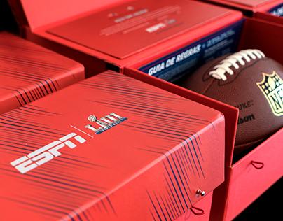 JAWA | ESPN Press Kit Super Bowl LIII