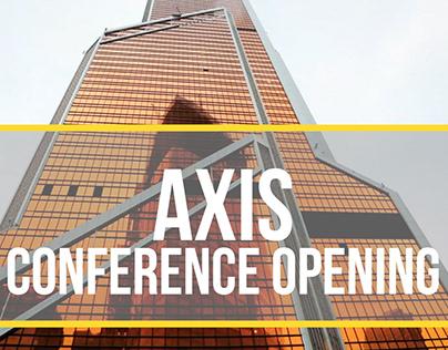 AXIS. Конференция партнеров.