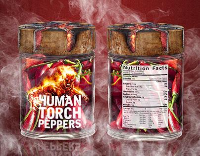 Superhero Jar